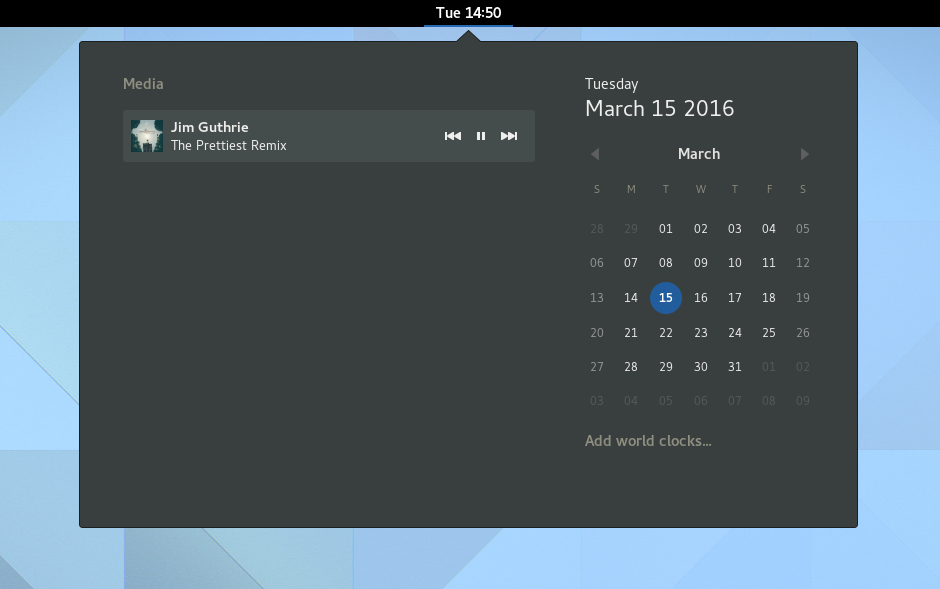 GNOME 3 20 Release Notes